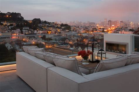 rooftop pit 20 rooftop terrace fireplace and pit design ideas to