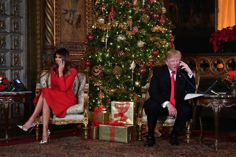 trump celebrates christmas   people  family  star