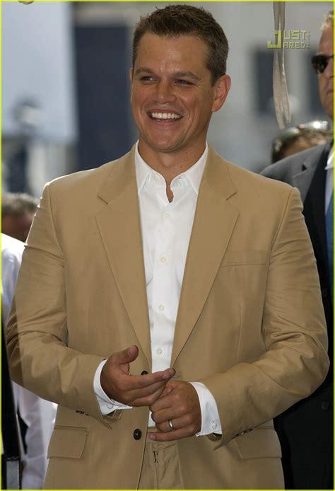 Matt Damon Gets His Walk Of Fame by Matt Damon Gets Walk Of Fame Photo 505921