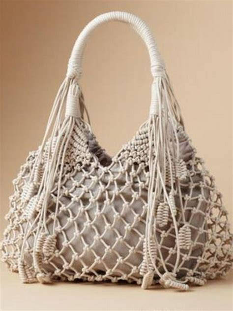 Macrame Purse Patterns - 71 best macrame bag images on macrame bag