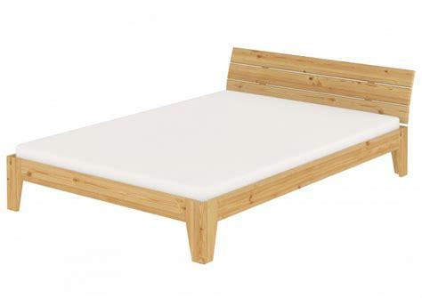 futonbett mit matratze und lattenrost 160x200 doppelbett bettgestell massivholz kiefer futonbett 160x200