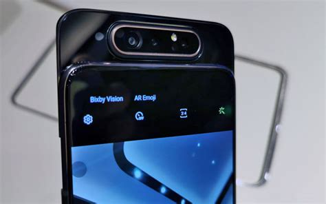 Samsung Galaxy A80 Sprint by Samsung Galaxy A80 Has Rotating 48mp With Pop Up Mechanism Techno Guide