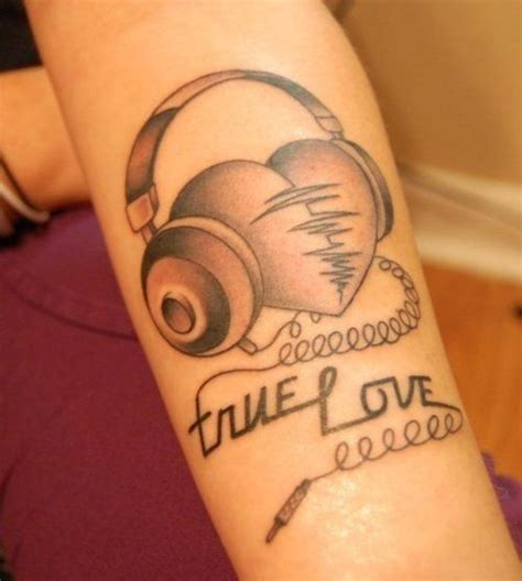 headphone tattoo designs 25 best ideas about headphones on dj