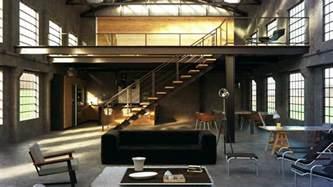 Loft Industrial Industrial Loft Blendernation