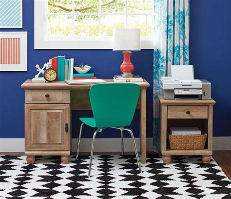 better homes and gardens crossmill collection desk
