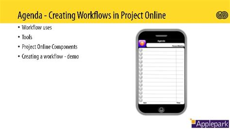 creating workflows creating workflows in project