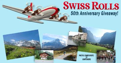 Switzerland Sweepstakes - win a trip to switzerland sweepstakes in seattle