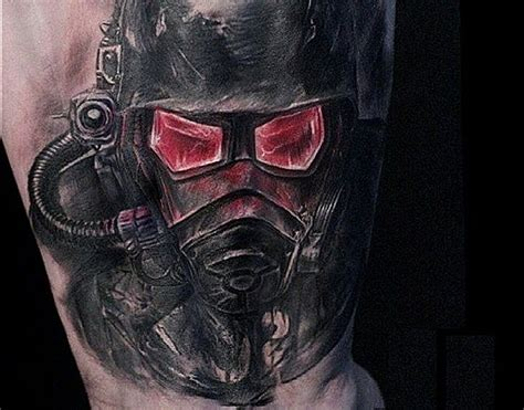 tattoo new vegas the 10 best bethesda video game tattoos