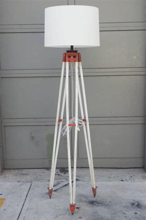 Surveyor Floor L by Industrial Surveyor Tripod Floor L For Sale At 1stdibs