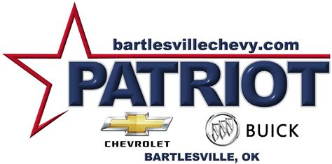 patriot chevrolet buick bartlesville  read consumer reviews browse    cars  sale