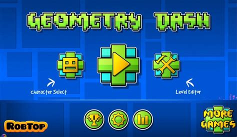 geometry dash full version to play planeta gamers julio 2015