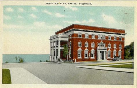 Post Office Racine Wi by Postcards From Racine County Wisconsin