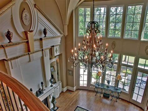 image result   story window foyer decorating great