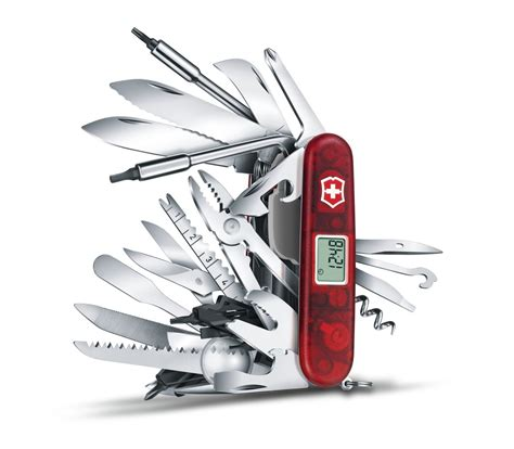 Swiss Army Knife victorinox swiss ch xavt in transparent 1 6795 xavt
