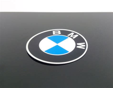 Bmw Emblem Aufkleber 60mm by Tankemblem Aufkleber Bmw 60mm Metall Ak Bmw
