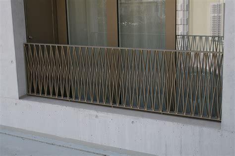 Geländerstäbe Metall by M 252 Ller Metallbau Ag Gel 228 Nder