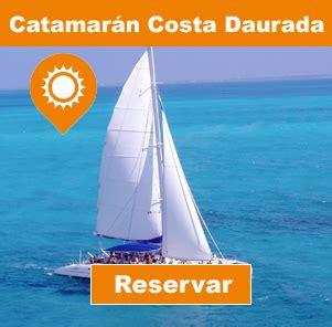 excursion en catamaran cambrils excursi 243 n en catamar 225 n costa daurada excursi 243 n en barco