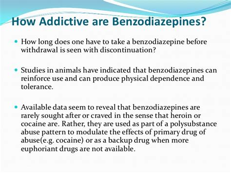 How Does It Take To Detox From Benzos by Benzodiazepines