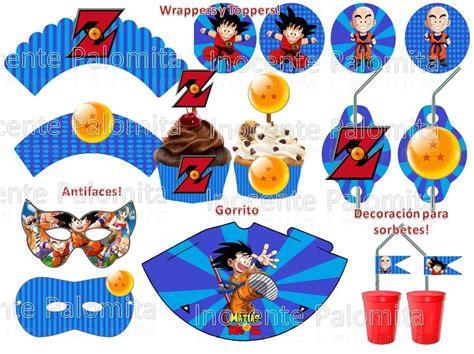 imagenes para cumpleaños de dragon ball z tarjetas de invitacion a cumplea 241 os dragon ball para el