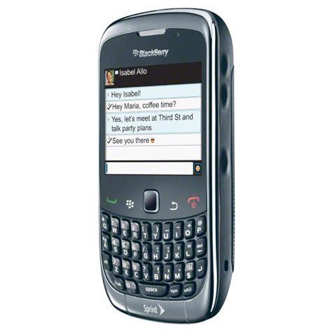 Handphone Blackberry Curve 9330 sprint intros blackberry curve 9330