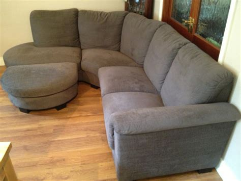 sofa footstool ikea tidafors corner sofa with footstool for sale in