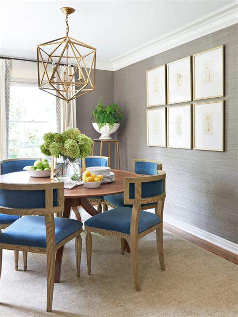 fabulous schumacher grasscloth wallpaper dining room