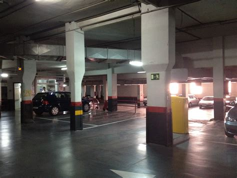 el garaje madrid parking de 100 plazas de garaje en retiro madrid