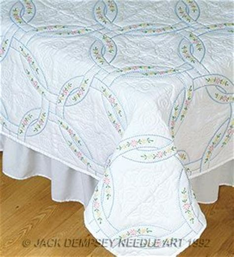 Dempsey Embroidery Quilt Blocks by Dempsey Wedding Rings Quilt Blocks For Embroidery