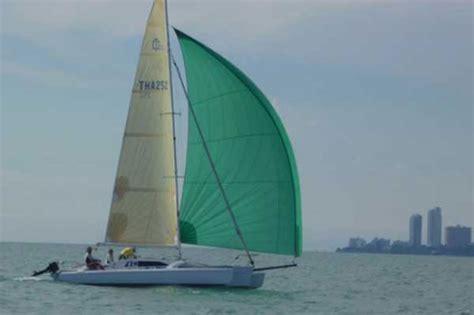 trimaran pik corsair marine huren trimaran corsair 28 cr zeilboot