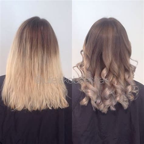 wella hair color formulas grey hair this is applied as a toner korrigering and