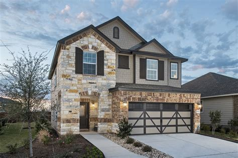 new homes for sale in manor tx presidential