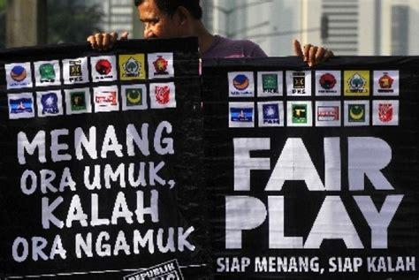 Garda Prabowo Hatta dua tim sukses teken pemilu damai republika