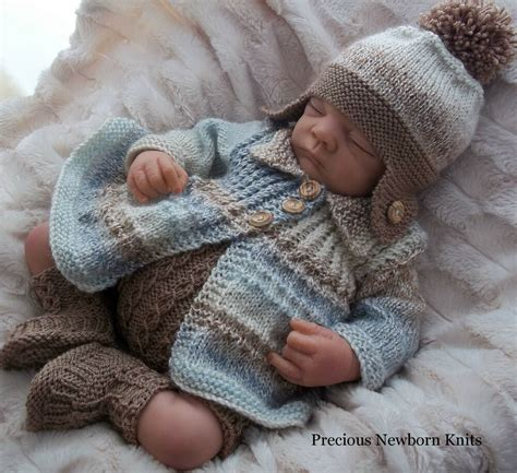 knitting baby dk baby knitting pattern 38 to knit baby boys or reborn