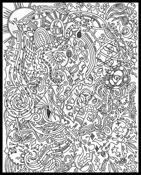 563 best images about coloring pages for adults on