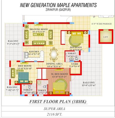2 bhk flats in zirakpur near chandigarh 2 bhk for sale maple apartments zirakpur 3bhk ready to move good quality