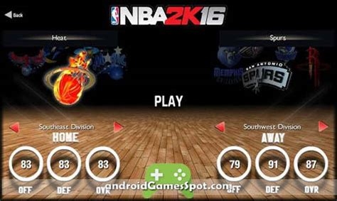 download game android apk mod full version nba 2k16 apk free download mod obb latest version