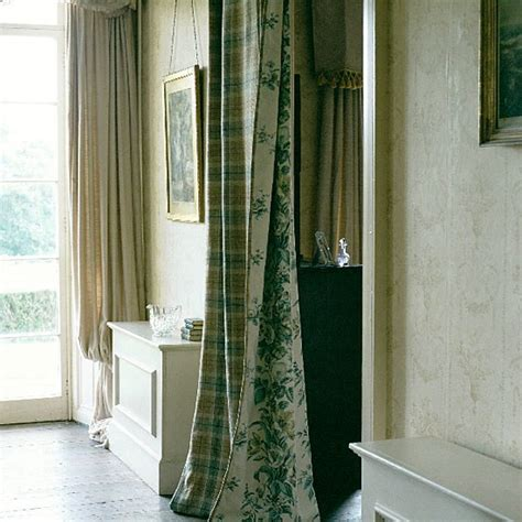fabric curtain room dividers curtain room divider using colefax fowler fabric