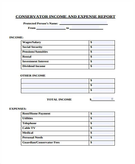 sle expense report form expense report sles 28 images 23 exles of expense