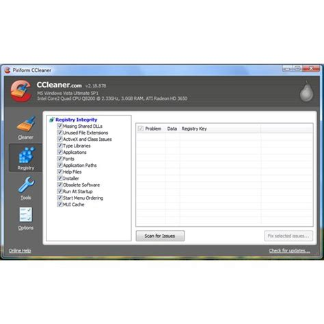 ccleaner best settings ccleaner the best free optimizer and security tool bar none