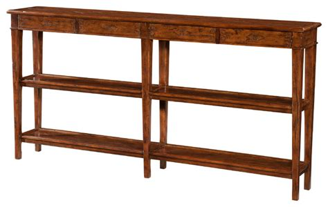 transitional console table console table transitional console tables by