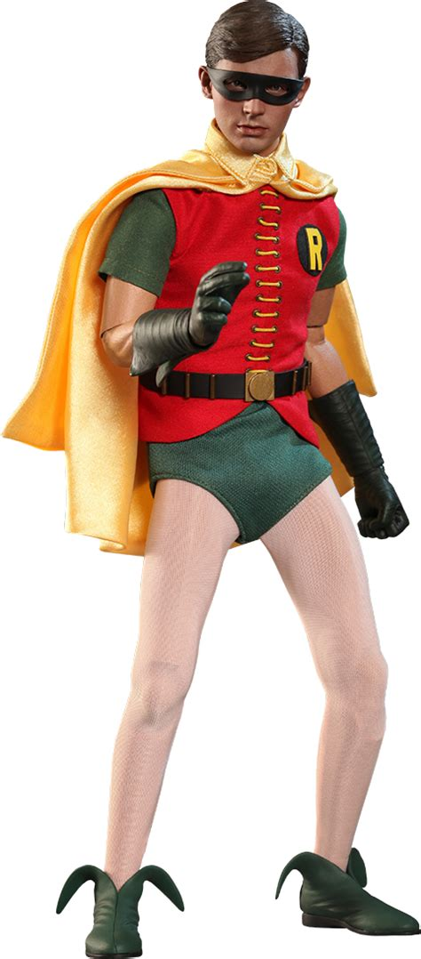 dc comics robin 1966 film sixth scale figure by toys