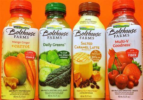 Bolt House by Bolthouse Farms A Cbell Soup Co Brand Has Aadded