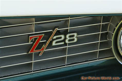 1969 camaro emblems 1969 z 28 camaro grill emblem picture