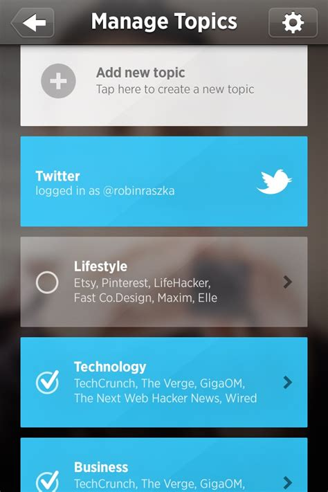layout ui 30 recent inspirational ui exles in mobile device screens