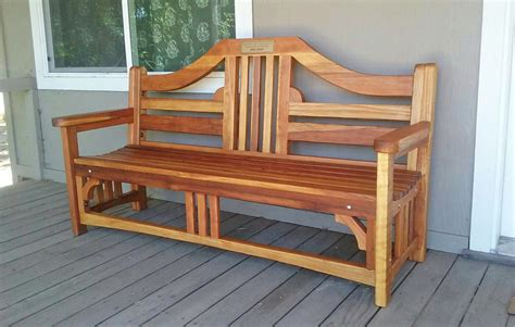 engraved wooden benches outdoor engraved outdoor wood bench forever redwood