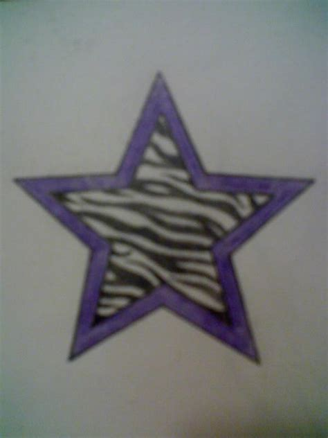 printable star tattoo designs pin zebra print butterfly tattoo image search results on