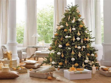 decoration classic christmas tree decorating ideas with
