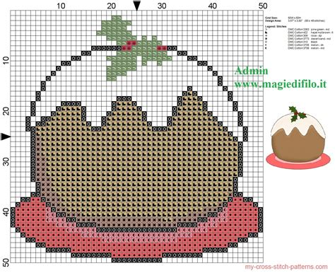 pattern viewer download christmas sweet simple pattern 1392x1136 710948