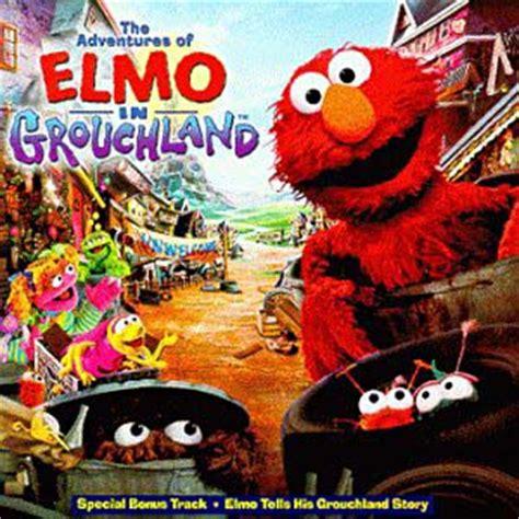Cd Bersimbah Darah Land Of Terror adventures of elmo in grouchland the soundtrack details soundtrackcollector