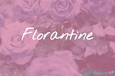 names inspired by baby names for inspired by flowers dearbub